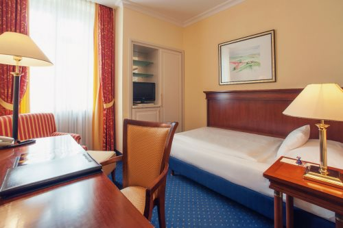 Bamberg Hotel Zimmer Einzelzimmer