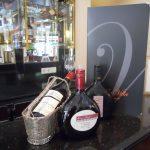 Barkarte vom Restaurant La Villa