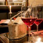 Weinkarte vom Restaurant La Villa